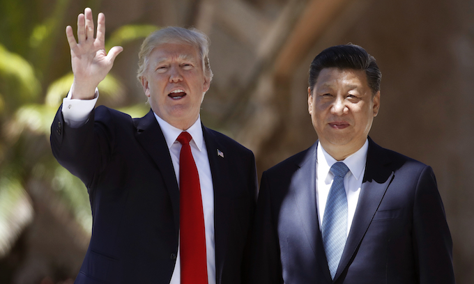 China blinks in the tempest over tariffs, a triumph for President Trump