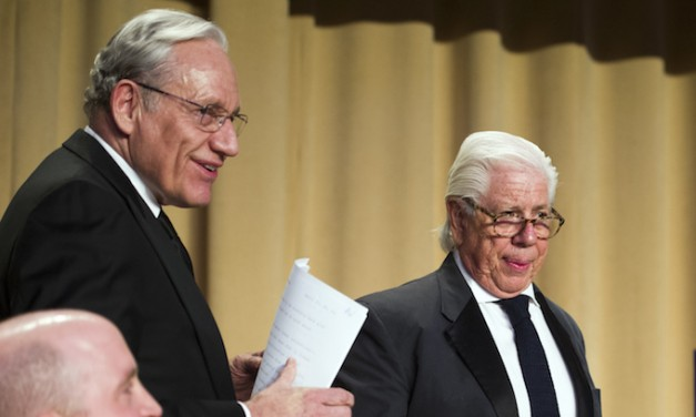 Bob Woodward's book: Another work of non-fiction fiction?