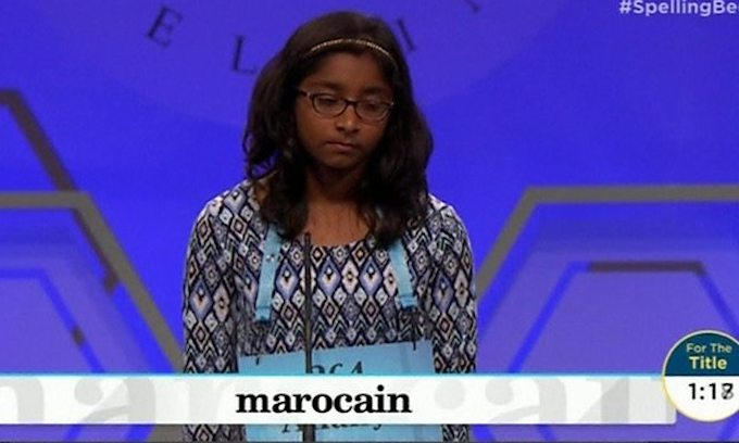 Internet rallies around Spelling Bee champ after controversial encounter with CNN