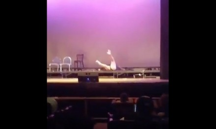 Parents Shocked by Adult Drag Queen Performance at Grade School Talent Show