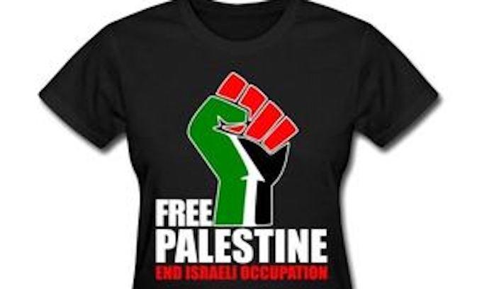 Sears now peddling 'Free Palestine' t-shirts
