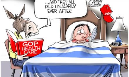 Democrat Bedtime Stories