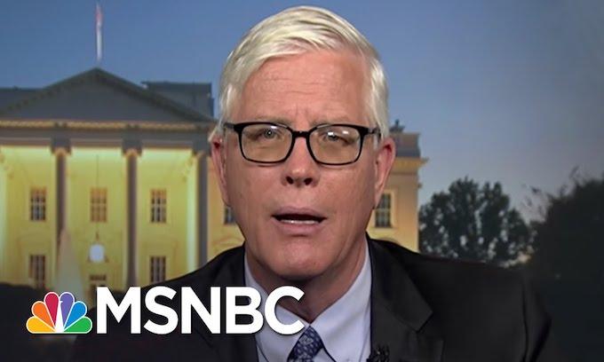 Establishment radio host joins MSNBC