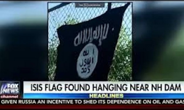 Will we now be forced to tolerate ISIS flags in public spaces?