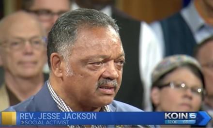 Jesse Jackson: Massive Multiracial, Multicutural Demonstration Will Heal Portland