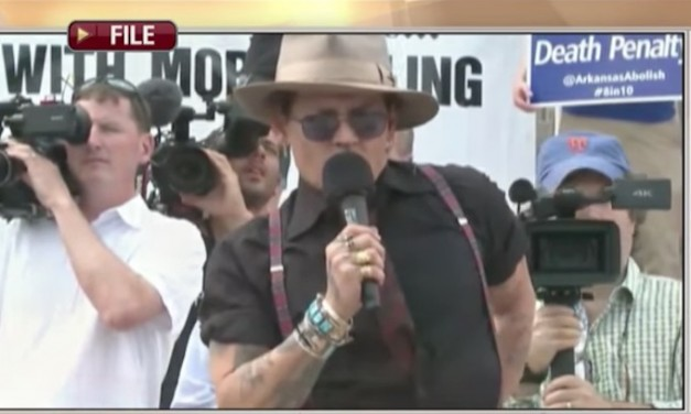 Hollywood Hate Goes Off the Depp End