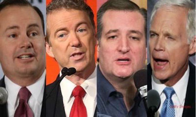 Four GOP Senators Oppose New Health Bill