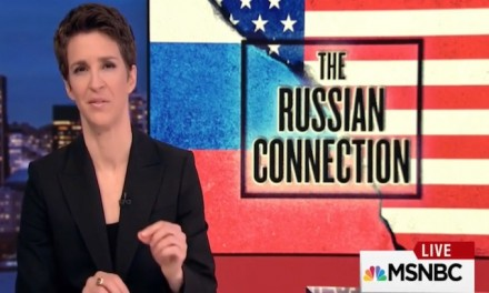 Constant hammering of Trump pays off for MSNBC in ratings jump