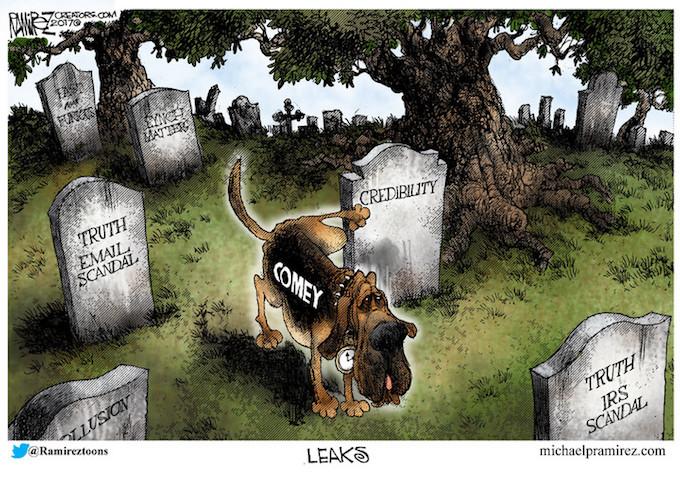 Graveyard of the DC Swamp