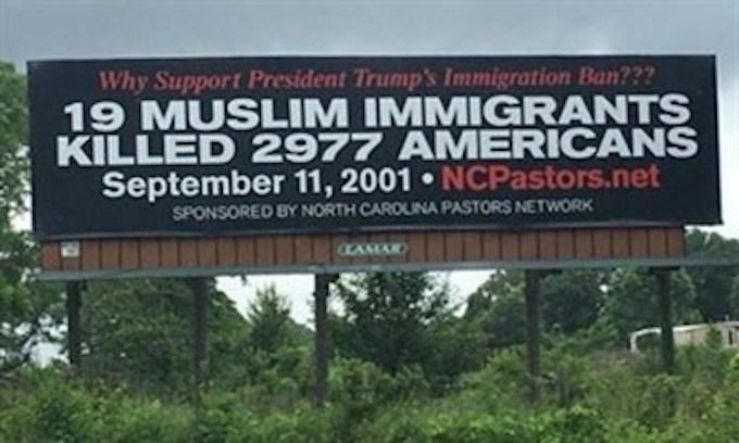 Controversial billboard scripturally correct