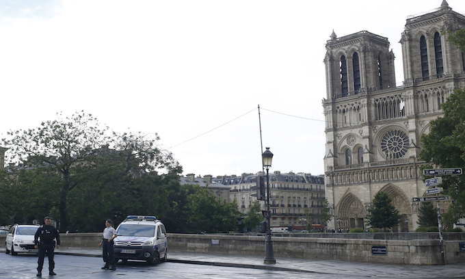 Notre Dame Terror investigation underway