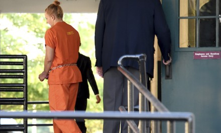NSA leaker denied bond as judge learns of her plan to play the 'pretty, white and cute' card