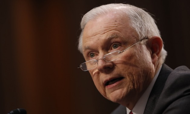 Jeff Sessions continues to prove he's Trump's biggest mistake