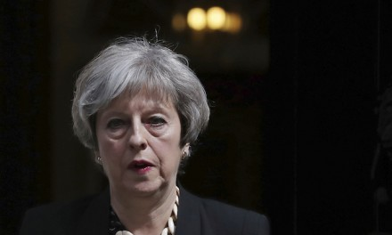 May's gamble backfires as UK set for hung parliament