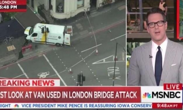 MSNBC host: Trump inciting jihad to push ban