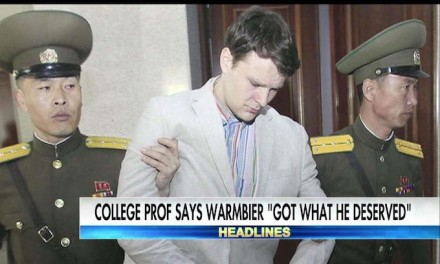 Another hate-filled leftist professor fired for lack of decency