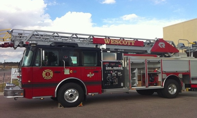 First responders solve veteran's dilemma when the VA won't
