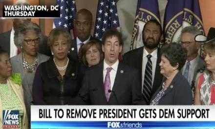 Democrats' removal talk pure fantasy