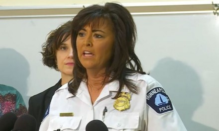 Minneapolis Police Chief Harteau: 'Justine didn't have to die'
