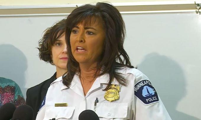 Minneapolis Police Chief Harteau: 'Justine didn't have to die'