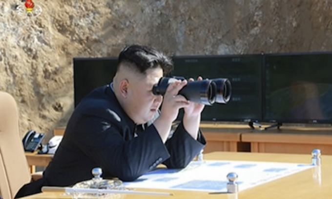 Fire and Fury: North Korea caves on Guam strike