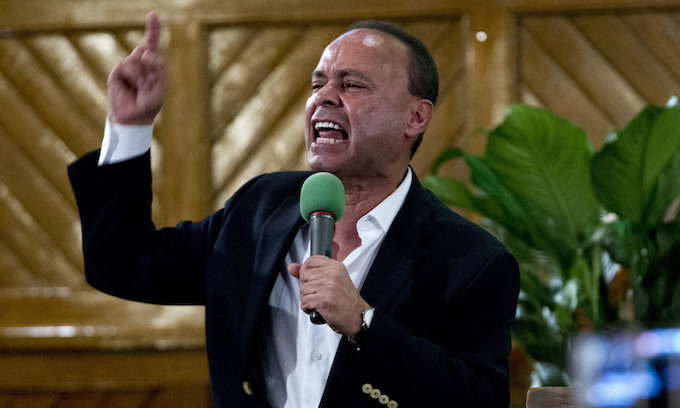 Rep. Luis Gutierrez's threat: 'Get ready, our movement is coming'
