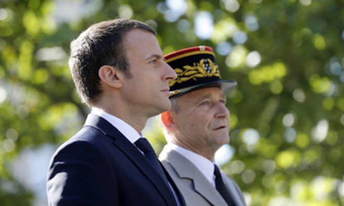 Macron pushes to criminalize gender-based insults