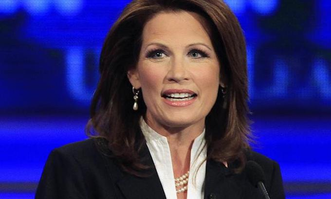 Michele Bachmann warns about 'radical Islam'