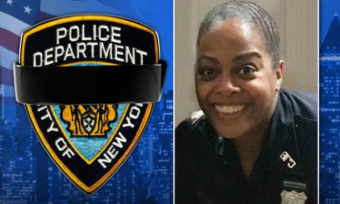 Bronx teen blared 'F— tha Police' from apartment window during slain officer's funeral