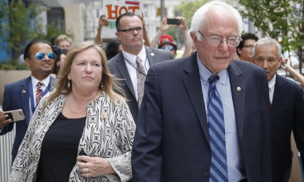 FBI trailing 'socialist' Bernie Sanders and wife over bank loan deal