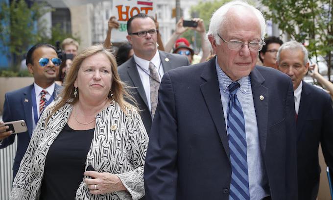 FBI trailing 'socialist' Bernie Sanders and wife over bank loan deal