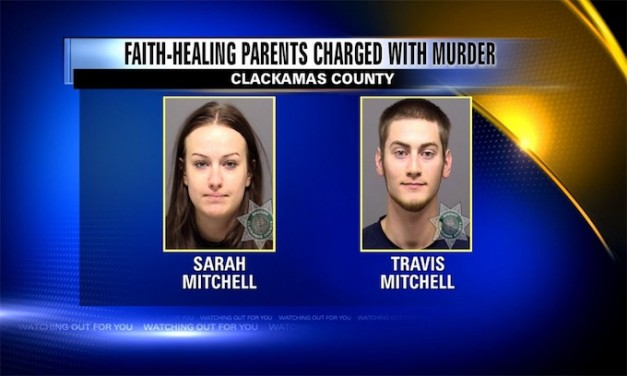 Murder case against faith-healing parents hinges on question of 'recklessness'