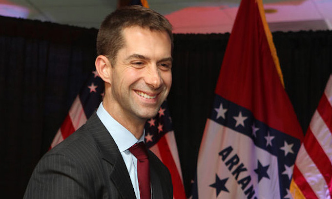 Tom Cotton on Mexican tariffs: 'Americans realize some sacrifice might be called for'