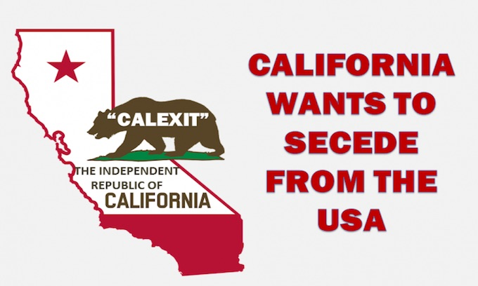 #CALEXIT would be a truly golden idea