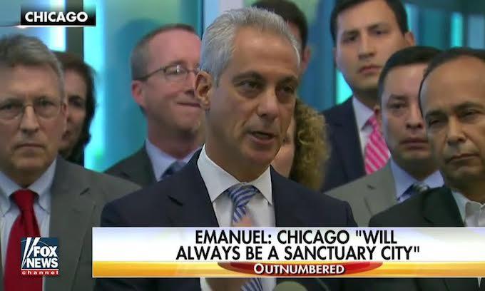 Chicago's lawsuit against sanctuary city crackdown is absurd