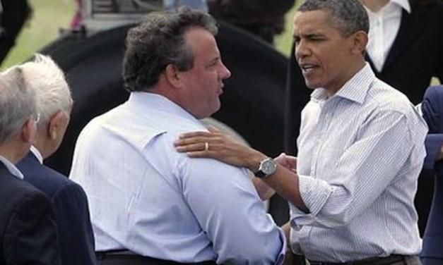 Christie attacks Cruz over vote on pork laden Sandy bill