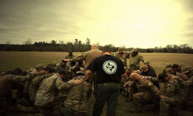 Armed militias make some nervous
