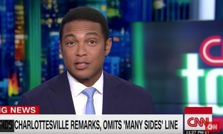Fake News labels president liar
