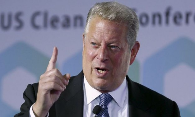 Al Gore: 'Zero chance' of changing Trump's mind about climate