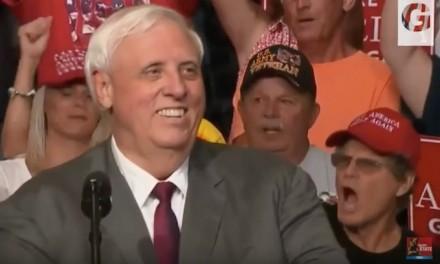 West Virginia Gov. Jim Justice ditches Democratics, joins Republicans