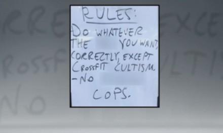 Atlanta gym owner bans cops, soldiers