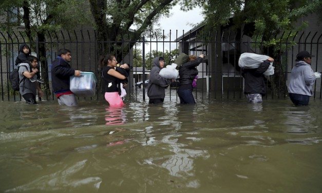 Disaster: Houston Braces for Even More Flooding
