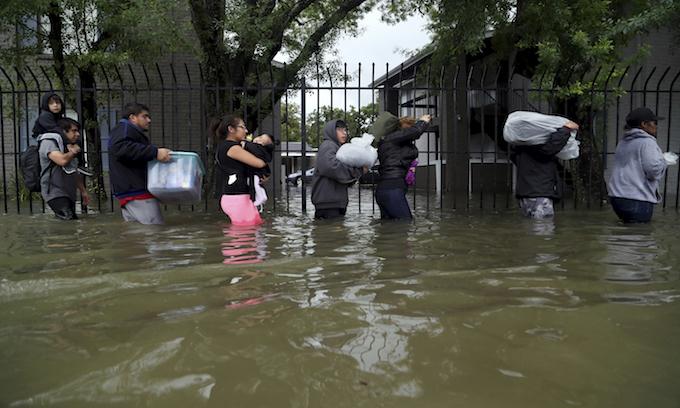 Disaster: Houston Braces for Even More Flooding