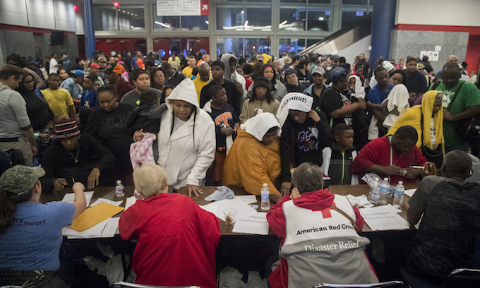 The Scope of Hurricane Harvey is Immense