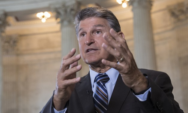 Joe Manchin walking tight rope in West Virginia for midterm elections