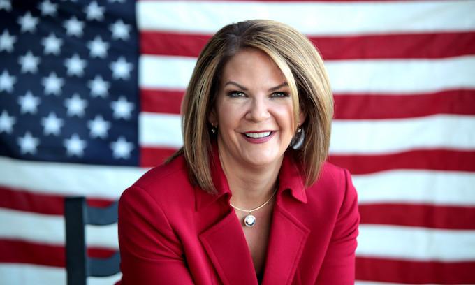 Trump cheers on Kelli Ward, primary challenger to Jeff Flake