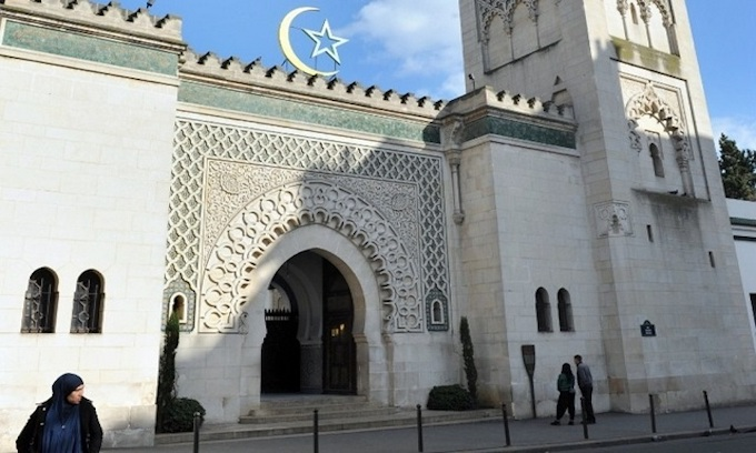 Mosques taking over churches in France