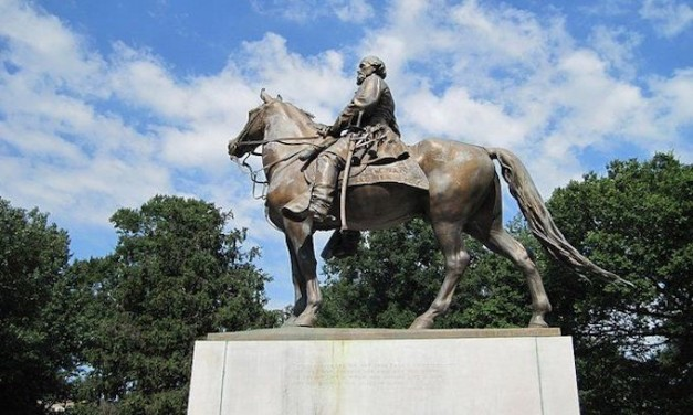 Democrats forget their legacy while digging up the Confederacy