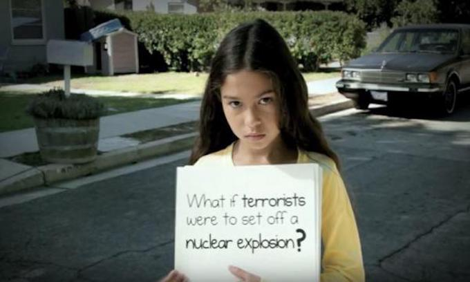 LA suburb offers video PSA on preparations for nuclear attack