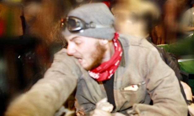 Antifa protester who's responsible for Pearl District mayhem avoids prison